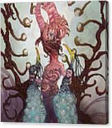 The Ovipositor Canvas Print