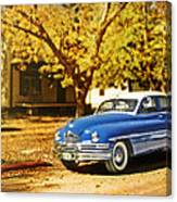 The Packard Canvas Print
