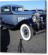 The Packard Canvas Print
