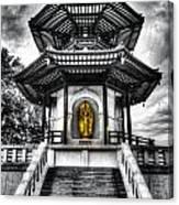 The Pagoda Canvas Print