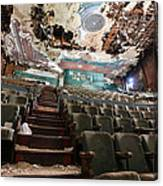 The Paramount Theater Canvas Print
