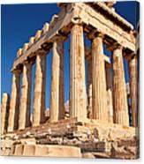 The Parthenon Canvas Print