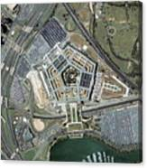 The Pentagon Canvas Print