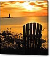 New Castle New Hampshire  Canvas Print