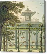 The Pheasantry Canvas Print