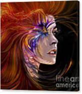 The Phoenix Canvas Print