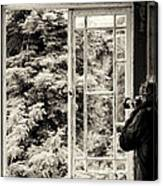 The Photographer's Quest Canvas Print