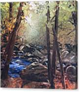 The Pilgrimage Canvas Print