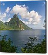 The Piton Canvas Print