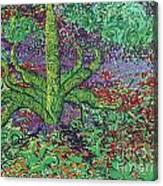 The Plant Canvas Print