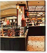 The Plaza Food Hall Canvas Print