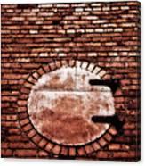 The Portal Canvas Print