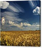 the power of Wind Canvas Print