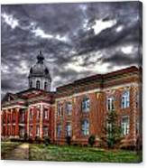 The Powerhouse Putnam County Court House Canvas Print