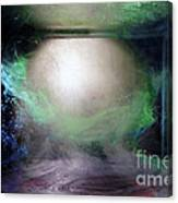 The Premature Burial Canvas Print