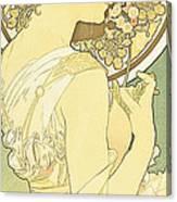 The Primrose Canvas Print