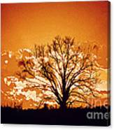 The Promise Of A New Day Canvas Print
