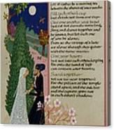 The Prophet - Kahlil Gibran  Canvas Print