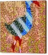 The Pukeko Canvas Print