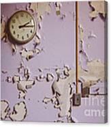 The Purple Room Canvas Print