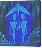 The Rainy Day Canvas Print