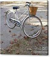 The Raleigh  Canvas Print