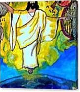 The Rapture  Canvas Print