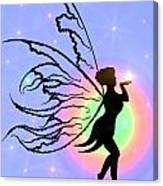 The Real Love Magic Canvas Print