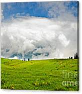 The Real Windows Desktop Canvas Print