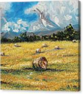 The Reaping Canvas Print