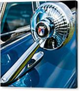 The Side View Mirror Canvas Print