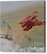 The Red Baron Canvas Print