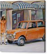 The Red Mini Canvas Print