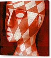 The Red Phantom Canvas Print