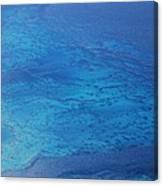 The Reefs Bermuda # 1 Canvas Print