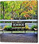 The Resting Spot Canvas Print