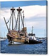 The Return Of Mayflower II Canvas Print