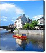 The River Nore Canvas Print