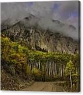 The Road To Glory Canvas Print