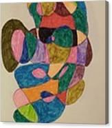 The Rock Fish Canvas Print