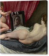 The Rokeby Venus Canvas Print