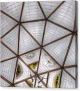 The Roof Canvas Print