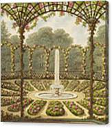 The Rosary At Ashridge Canvas Print