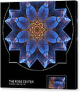 The Rose Center Canvas Print