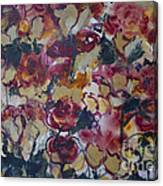 The Roses Canvas Print