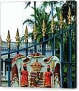 The Royal Seal Of Hawaii Canvas Print