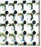 The Rubber Doormat  Canvas Print
