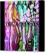 The Runaways Canvas Print