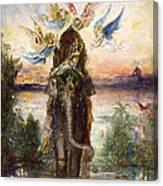 The Sacred Elephant Canvas Print