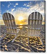 The Salt Life Canvas Print